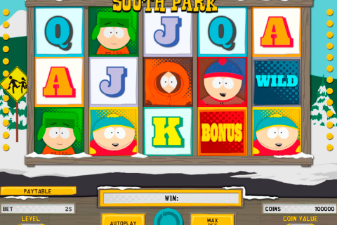 south park netent spielautomaten
