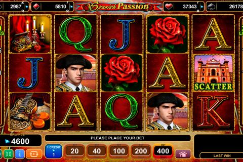 spanish passion egt spielautomaten