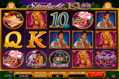 starlight kiss microgaming spielautomaten