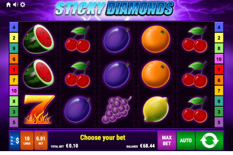 sticky diamonds bally wulff spielautomaten