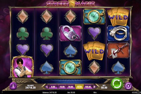 street magic playn go spielautomaten