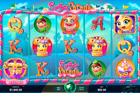 sugar parade microgaming spielautomaten