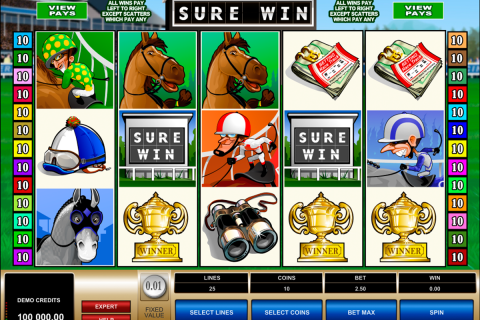 sure win microgaming spielautomaten