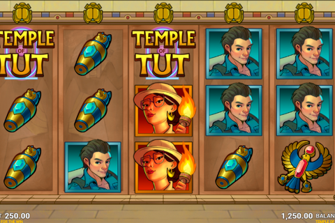 temple of tut microgaming spielautomaten