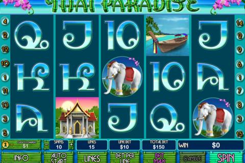 thai paradise playtech spielautomaten