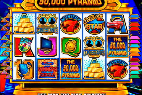 the  pyramid igt spielautomaten