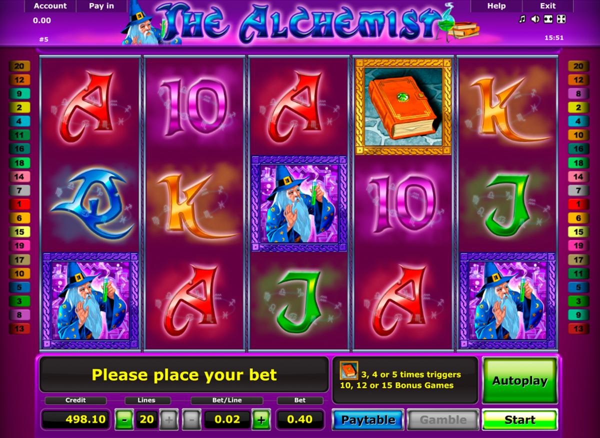 Spiele AlchemistS Gold - Video Slots Online