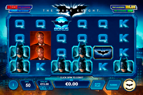 the dark knight playtech spielautomaten