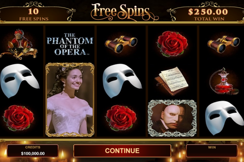 the phantom of the opera microgaming spielautomaten