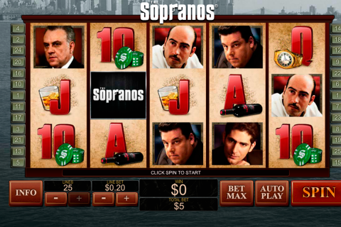 the sopranos playtech spielautomaten