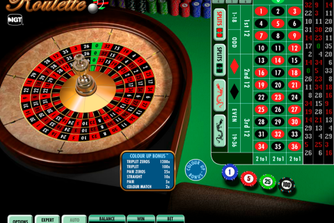 three wheel roulette igt online