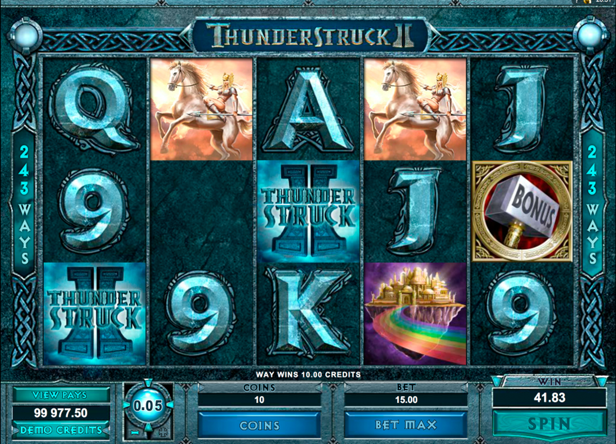 Spiele Thunderstruck 2 - Video Slots Online