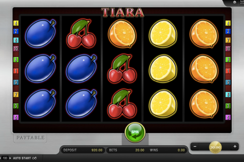 tiara merkur spielautomaten