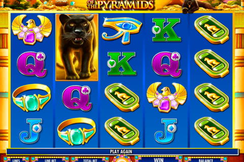 treasures of the pyramids igt spielautomaten