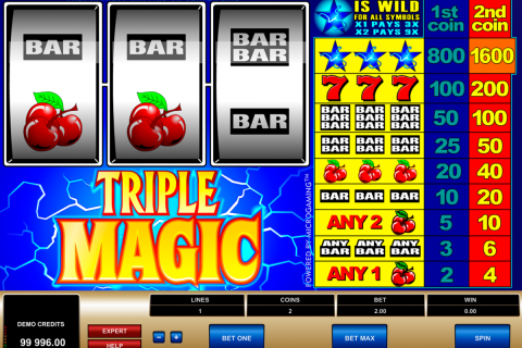 triple magic microgaming spielautomaten