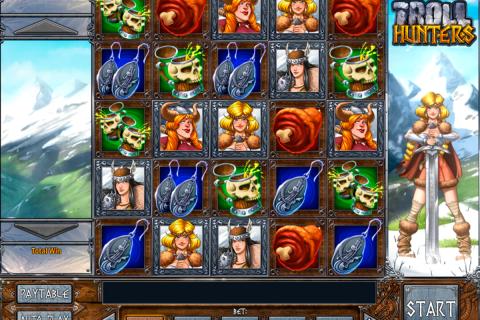troll hunters playn go spielautomaten