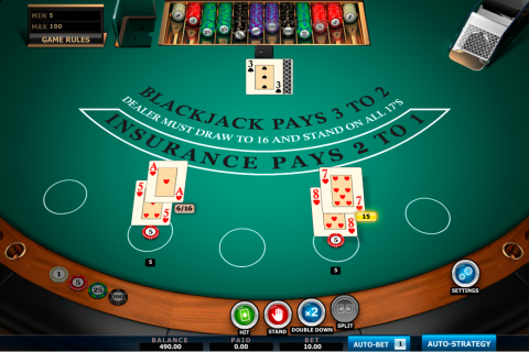 vegas blackjack amaya online