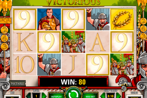victorious netent spielautomaten