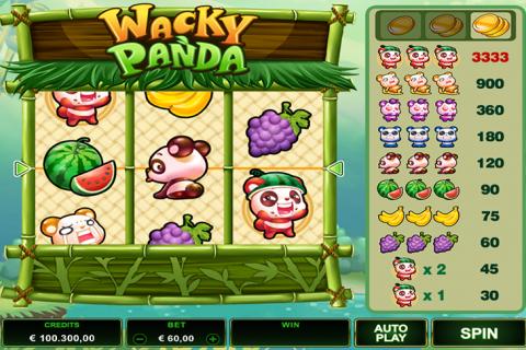 wacky panda microgaming spielautomaten