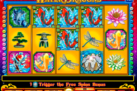 water dragons igt spielautomaten