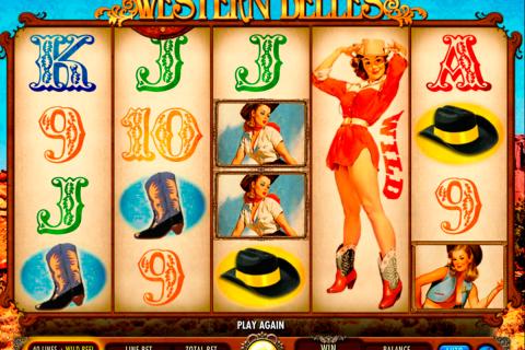 western belles igt spielautomaten