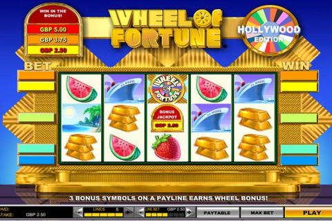wheel of fortune hollywood edition igt spielautomaten