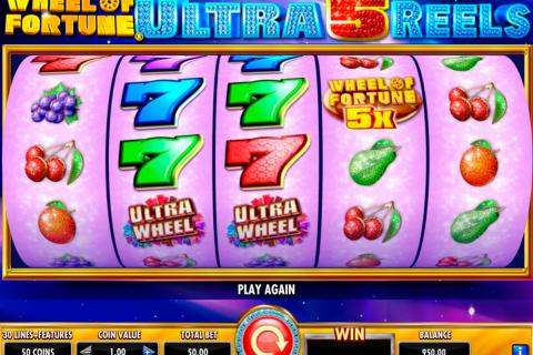 wheel of fortune ultra  reels igt spielautomaten