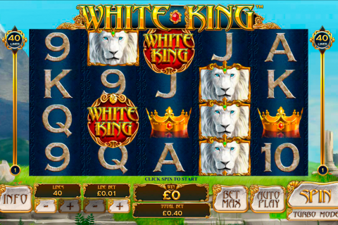 white king playtech spielautomaten