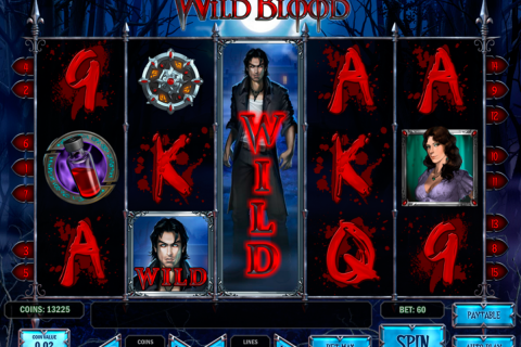 wild blood playn go spielautomaten