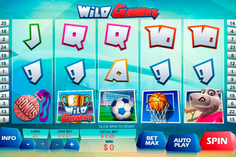 wild games playtech spielautomaten