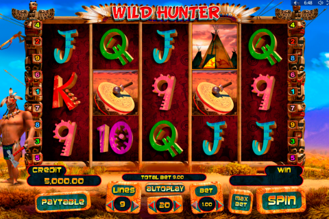 wild hunter playson spielautomaten