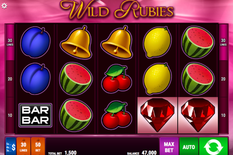 wild rubies bally wulff spielautomaten