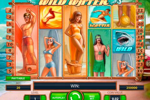 wild water netent spielautomaten