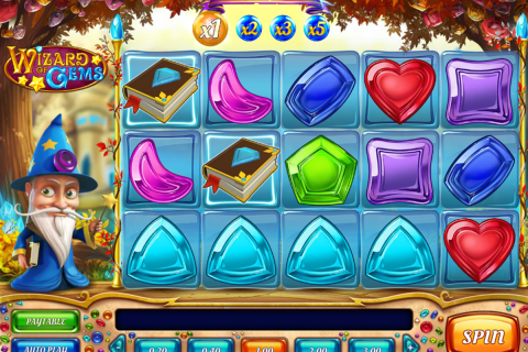 wizard of gems playn go spielautomaten
