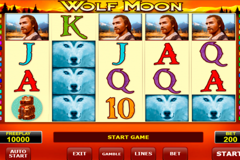 wolf moon amatic spielautomaten