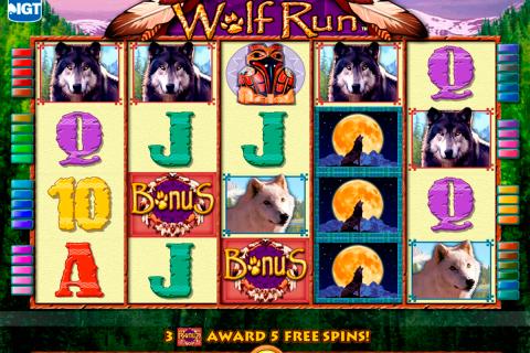 wolf run igt spielautomaten
