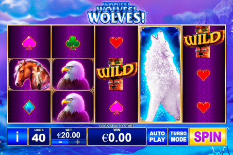 wolves playtech spielautomaten