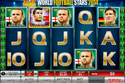 world football stars  playtech spielautomaten